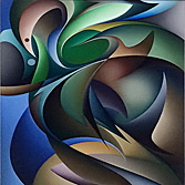 carl foster nz abstract art