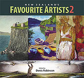 NZ Fine art book