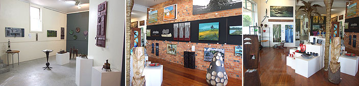 Art by The Sea NZ fine art and craft gallery