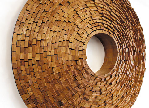 Jamie Adamson nz wooden wall sculptures