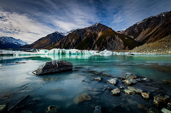 Michelle Durrant nz fine art landscape photography, Mt Cook