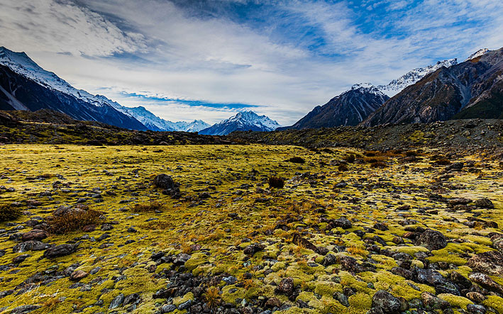 Michelle Durrant nz fine art lanscape photography, Mt Cook