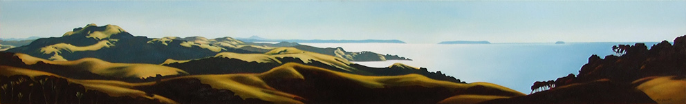 sarah mcbeath nz landscape painter