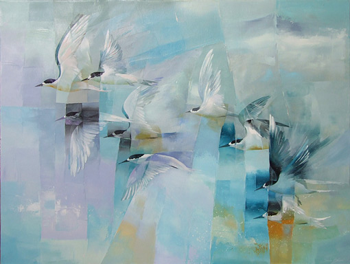 sheila brown nz bird and landscape artist