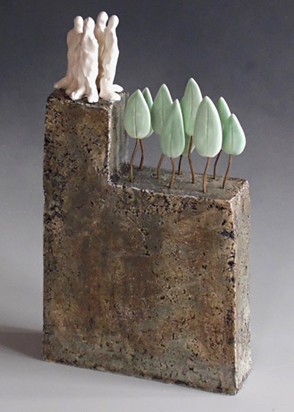 brendan adams nz ceramic sculpture and art