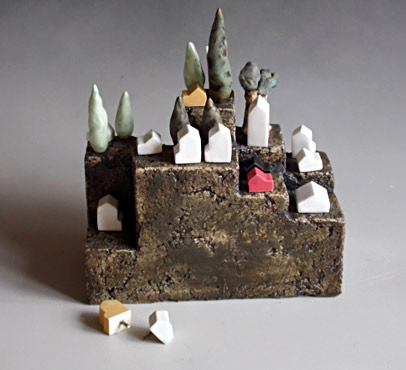 brendan adams nz ceramic art, sculpture