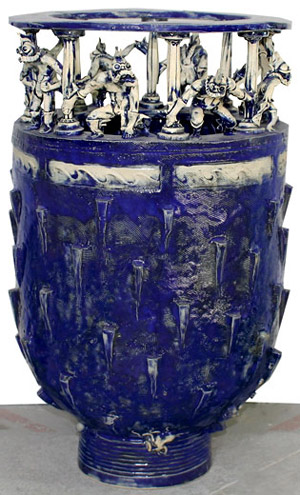 Bill Hayes NZ fine art ceramics and pottery