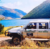 nz four wheel drive tours