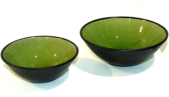 peter collis nz ceramics, crackle glaze
